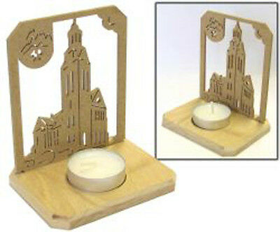 Teelicht Motiv Kirche!! Made in Germany! SONDERPREIS!