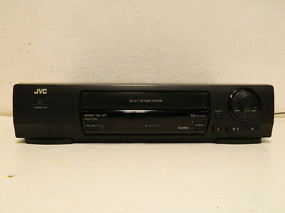 Jvc Hr-J258 Videoregistratore Video Cassette Recorder Vhs #b637