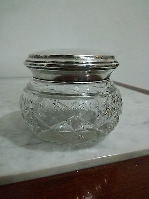 Crystal Case Silver Top Punch / 800 / M.l Perfect State
