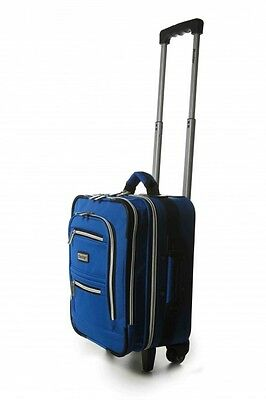 Hunter Roll-A-Bowl Platinum Locker Trolley Bag - With separate Accessory Bag