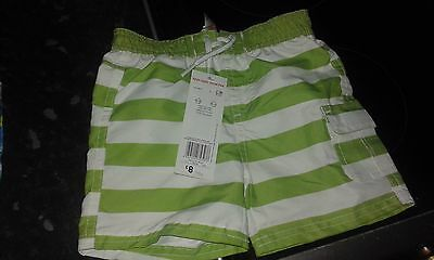 Boys swim shorts New 6-9 months