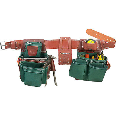 Medium Tool Belt OxyLights Framer Package Open Box Occidental Leather 8080DBM