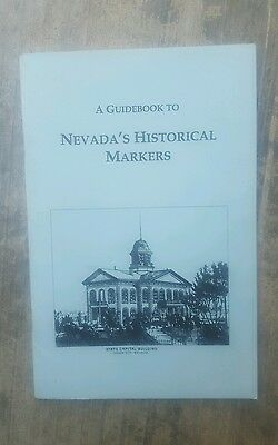 A Guidebook to Nevada's Historical Markers. 2003