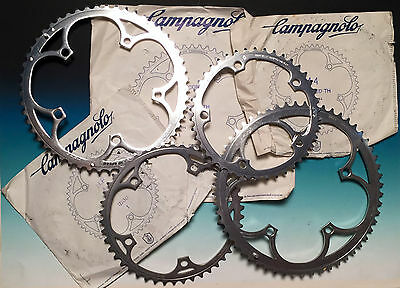 CAMPAGNOLO RECORD CORONA CHAINRING 41/42/44/53/54/55 VINTAGE 135mm NEW 9/10s