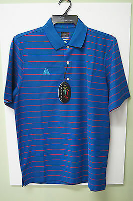Greg Norman Lawn Bowls/Golf Shirt - with BA Logo