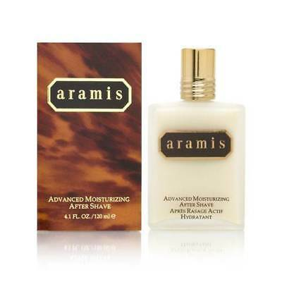 Aramis for Men 4.1 oz Advanced Moisturizing After Shave Brand New