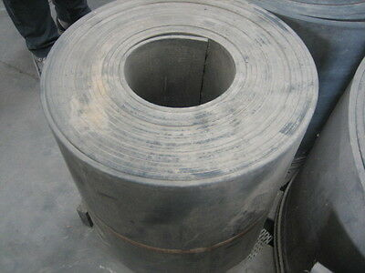 Rubber Conveyor Belting Approx. 450mm Wide x 8mm Thick - PRICED PER METER