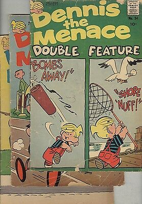 Dennis the Menace #47, #53, and #54 G