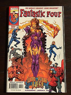 FANTASTIC FOUR # 11 • 1st Ayesha As Her • B • NM- 9.2