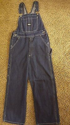 Kids Key Overalls Size 14