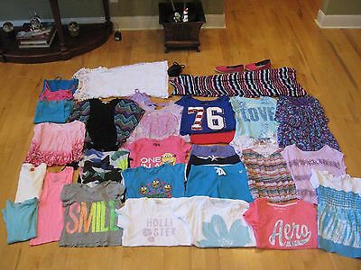 Girls Clothing Lot, Size 10-12, 31 pcs., Justice