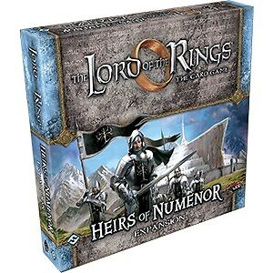 Lord of the Rings LCG Deluxe Expansion: Heirs of Numenor