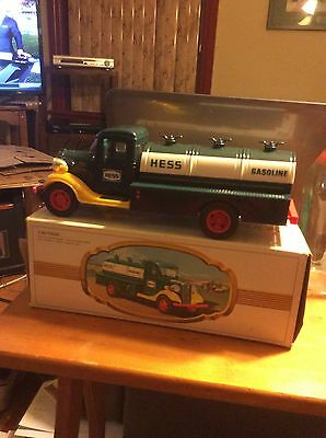 1980 Amerada Hess Toy Truck ~ The First Hess Truck ~ In Box