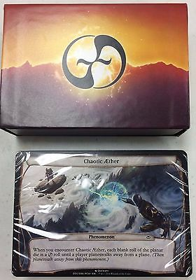 MTG Complete Planechase Anthology PCA Oversized Planar Plane Cards Set 86 Total