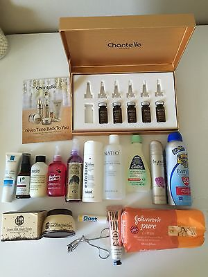 Bulk Lot Skin Care Products From Natio/Philosophy/La Roche-Posay/Sukin etc.
