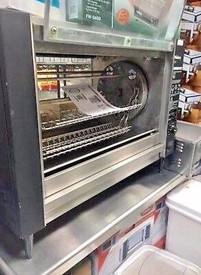 Hickory Rotisserie Oven Countertop Commercial