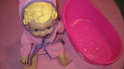 Little Mommy Bubbly Bathtime Bathtub for  Dolls