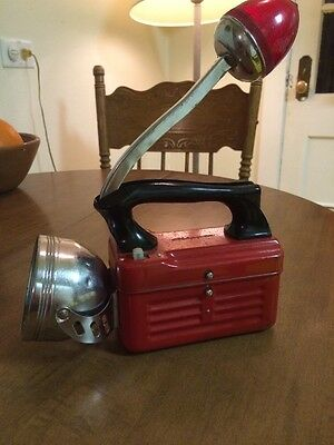 Vintage Clipper Flashlight/Lantern