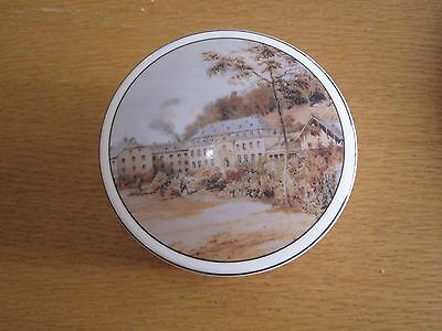 Villeroy and Boch 250th Anniversary trinket box/candy dish- Collectors item!
