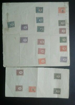 Germany Haute Silesie Stamps