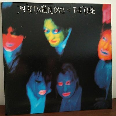 """The Cure-In Between Days Extended Version 12"""" Mint Rare Us Original 1985"""
