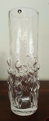 Pukeberg Sweden Nude Ladies Glass Vase Designed by Uno Westerberg