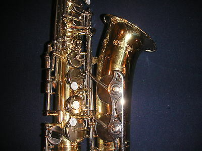 Yamaha Yas-23 Alto Saxophone - Watch A Youtube Demo! - Serviced & Ready To Play