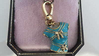 Juicy Couture T Shirt With Bows Charm Yjru1462