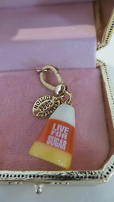 Juicy Couture Candy Corn Charm Yjru2332