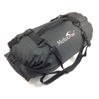 Waterproof Barrel Travel Bag 22 Litre Motorcycle Camping
