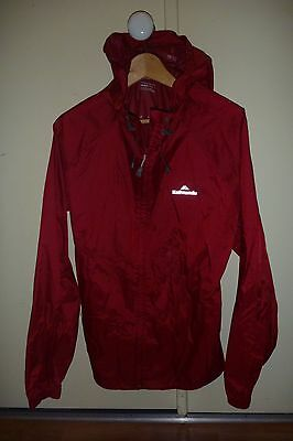 Kathmandu Pack And Go Jacket - Size L Red