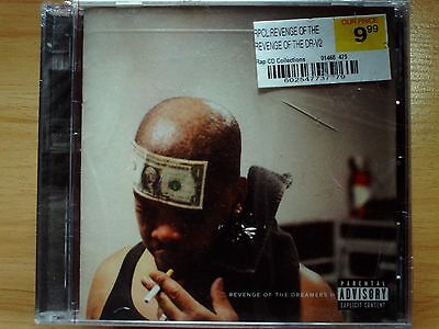 Revenge of the Dreamers Vol. 2 CD Sealed