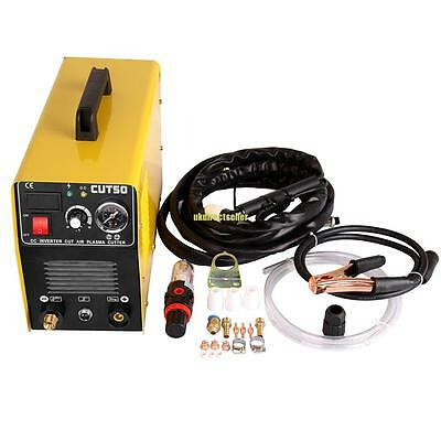 HAWK TOOLS Portable Air Inverter Plasma Cutter Machine 1-12MM Cutting Thickness