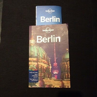 Lonely Planet Berlin travel guide 9th Edition 2015