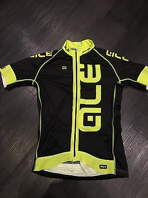 Ale PRR Cycling Jersey And Bib Shorts XL Giordana