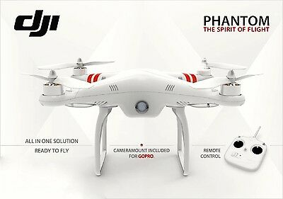 DJI Phantom Drone/ Quadcopter with box Ready to fly