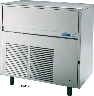 Simag SC210 | Commercial Ice Machine maker | Used | 6 MONTH WARRANTY