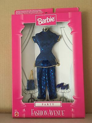 Barbie Fashion Avenue Party (1998) - NRFB (#22924)