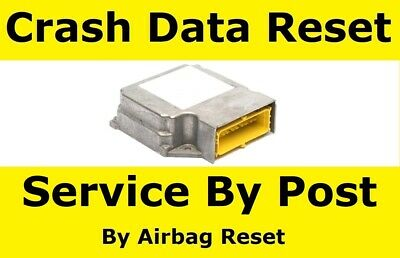 Airbag Module Crash Data Reset Service For Range Rover DK62 ecu's