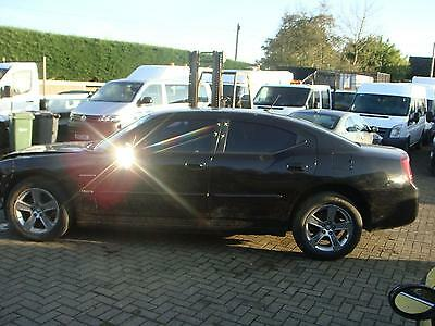 2008 Dodge Charger Left Hand Drive Lhd Black 5.7 Petrol Automatic Leather