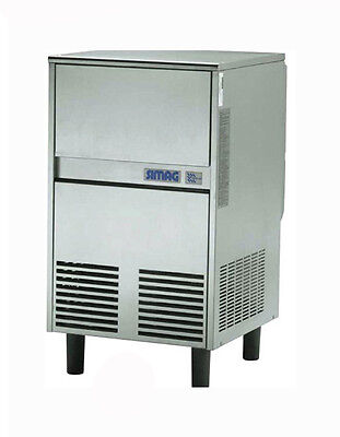 Simag SPR80 | Commercial Ice Machine Flaker Maker | Used | 6 MONTH WARRANTY