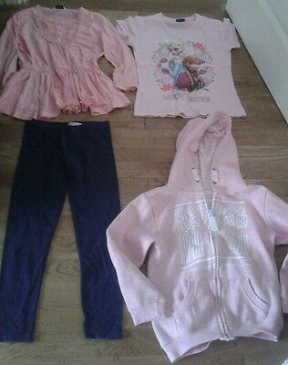 girls small clothes bundle 7-8 years