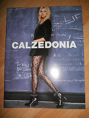 Calzedonia Fall Winter 2016 2017  Lookbook Katalog Catalog Hosiery Legwear Sexy