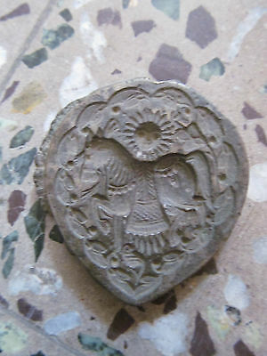 Old Multidesign Tribal Indian God Goddess Pendant Engraved Dye Mold Seal Stamp 5