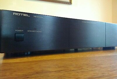 Rotel RB-970bx stereo power amplifier