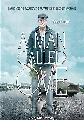 A Man Called Ove   2015 Movie Posters Classic And Vintage Films