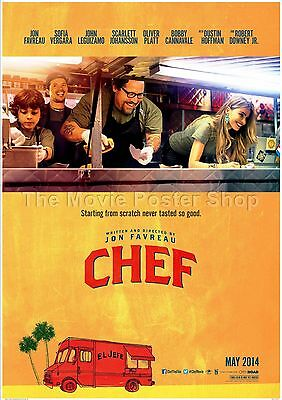Chef   2014 Movie Posters Classic Films