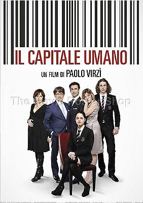 Il Capitale Umano    2014 Movie Posters Classic Films