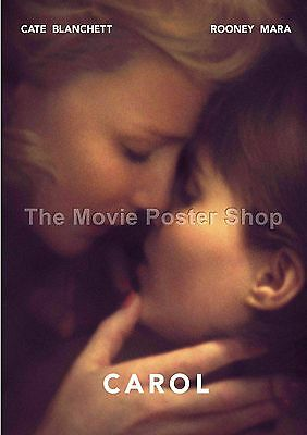 Carol    2015 Movie Posters Classic And Vintage Films