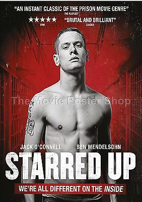 Starred Up   2014 Movie Posters Classic Films